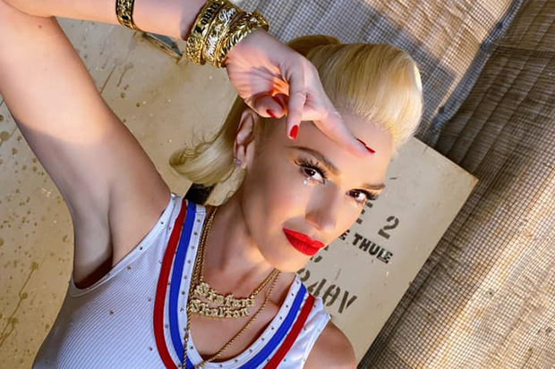 Gwen Stefani 'Reintroduces' Herself With New Song And Video